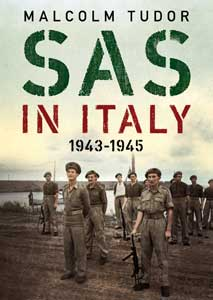 Book cover image: Among the Italian Partisans:  The Allied Contribution to the Resistance by Malcolm Tudor.